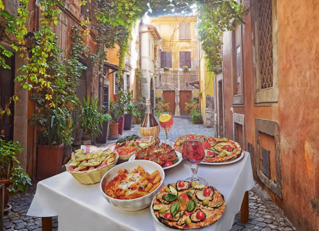 La cucina italiana conquista (e delizia) il mondo