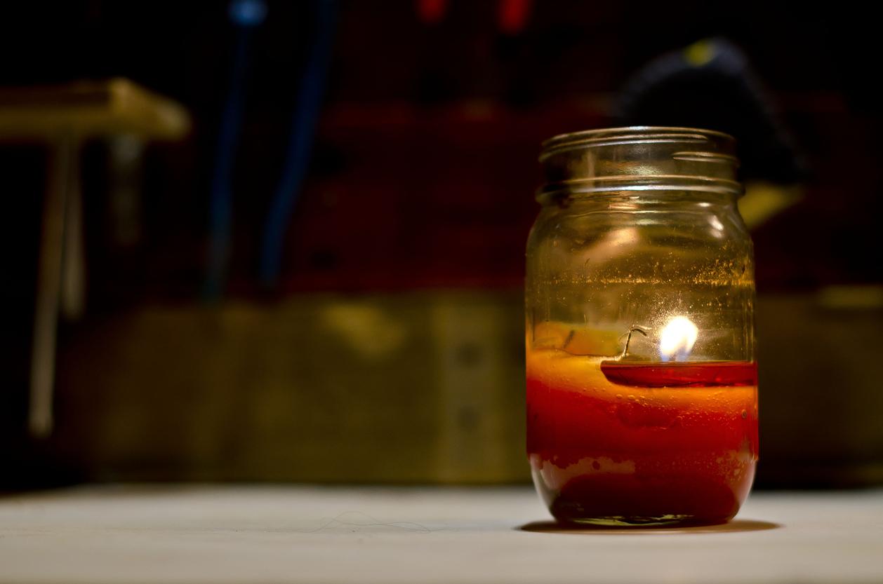 Candele fatte in casa bellissime e profumate come prepararle - Come fare le candele profumate in casa ...