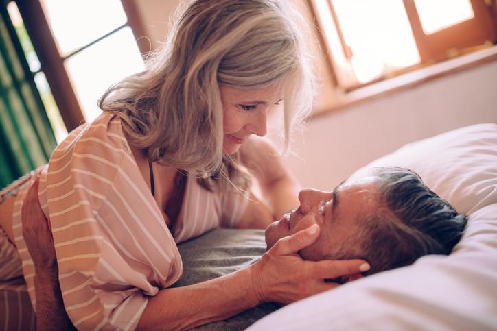 anziani, coppia, sesso, benefici, amore, audace