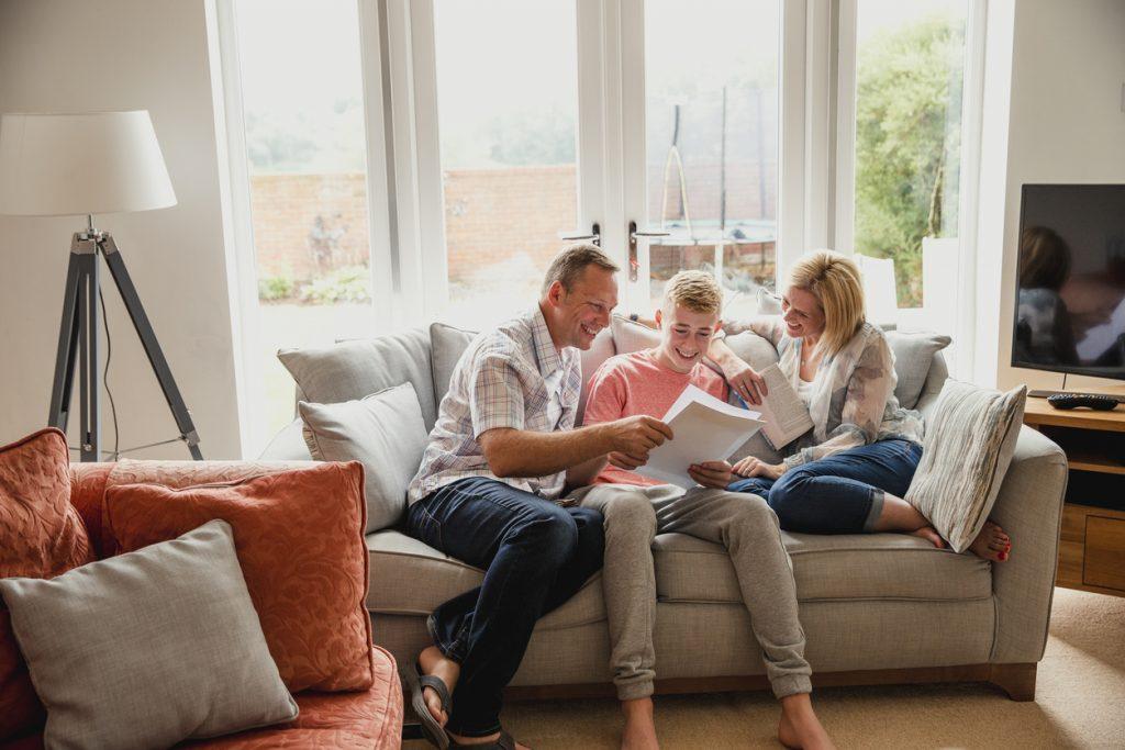Millennials a casa con mamma e papà