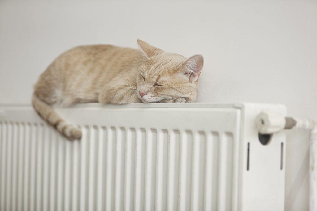 riscaldamento al risparmio