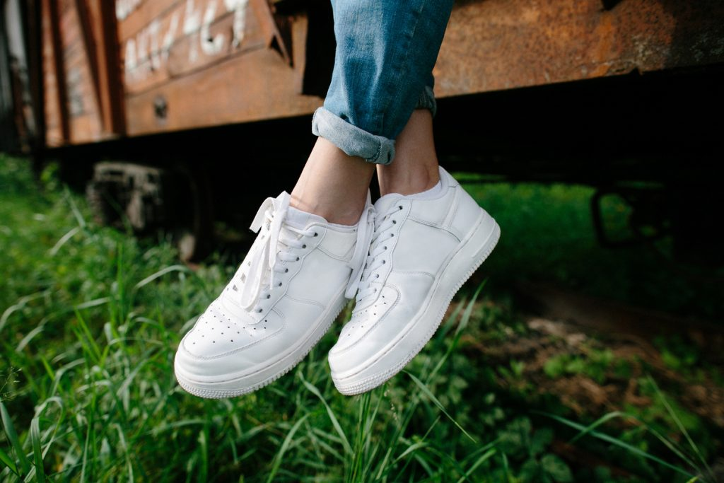 Sneaker bianche