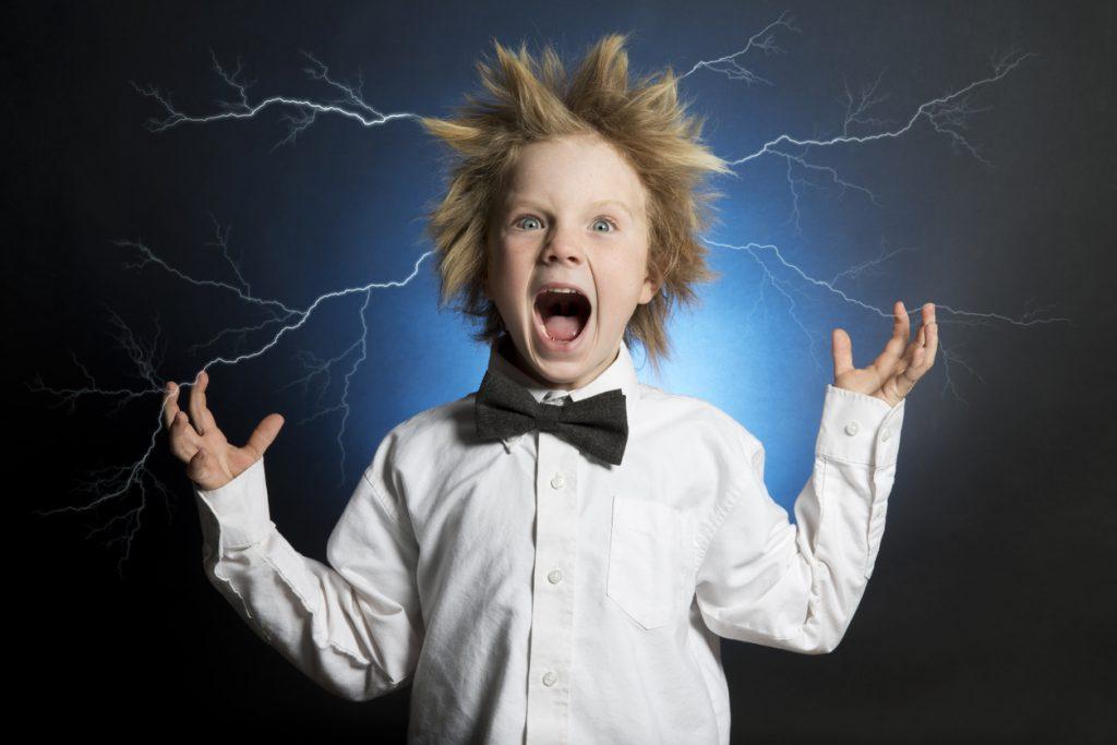 eliminare elettricità statica