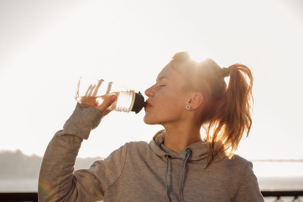 Come pulire la borraccia dell'acqua in modo corretto