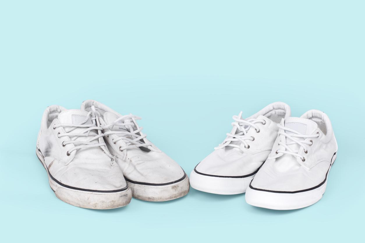 Scarpe come nuove anche dopo un uso molto intenso stile.it