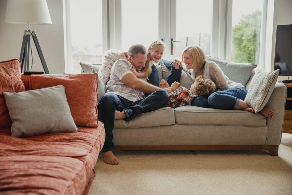 curare il divano