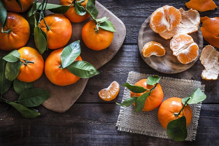 Il mandarino, alleato della bellezza