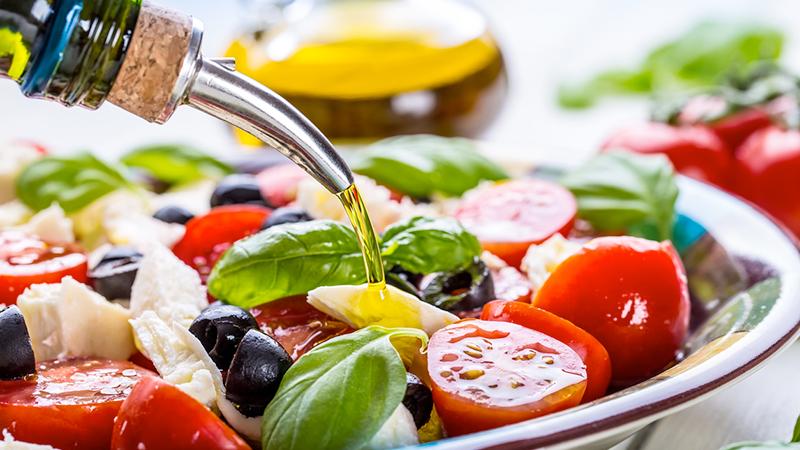 Dieta mediterranea, eletta la migliore del 2019