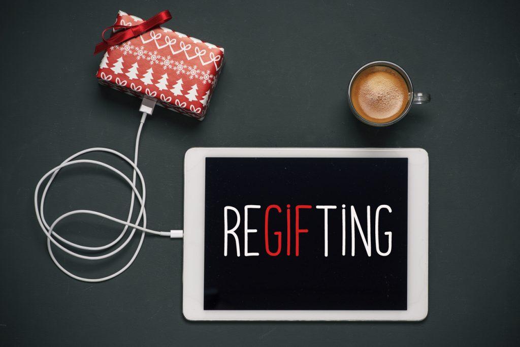 regifting natalizio