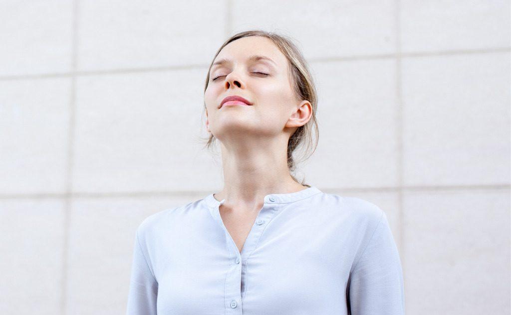 Il respiro che calma. Tecniche per soffiare via lo stress