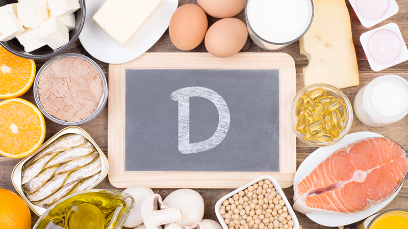 Vitamina D, i cibi più 'ricchi'