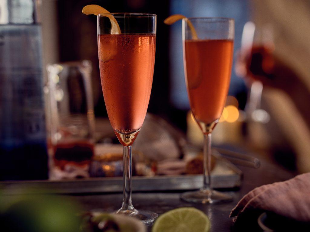 Tre cocktail con i distillati di Diageo