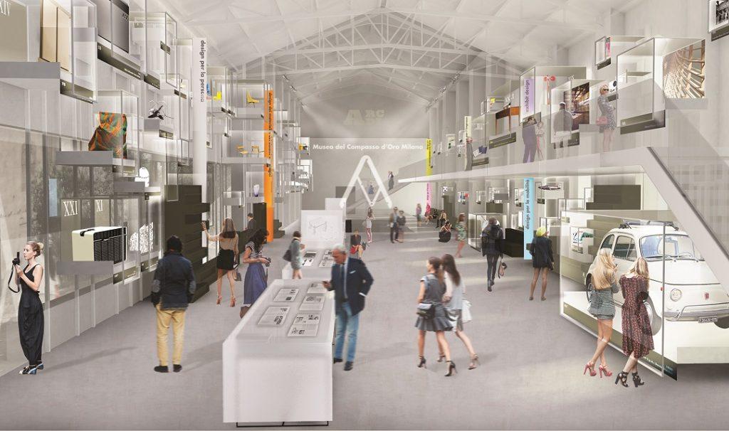 Il design avrà un nuovo grande polo a Milano