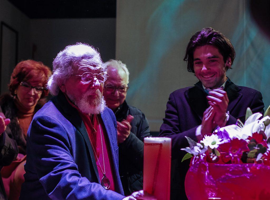Turi Sottile e Giò Montez PH. Alessandr Consoli