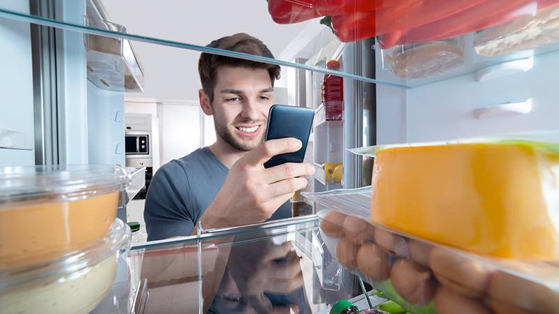 Refridgerdating, quando è il frigorifero a fare da cupido