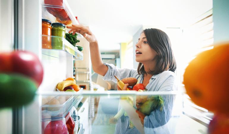 Frutta e verdura, come conservarla in frigorifero