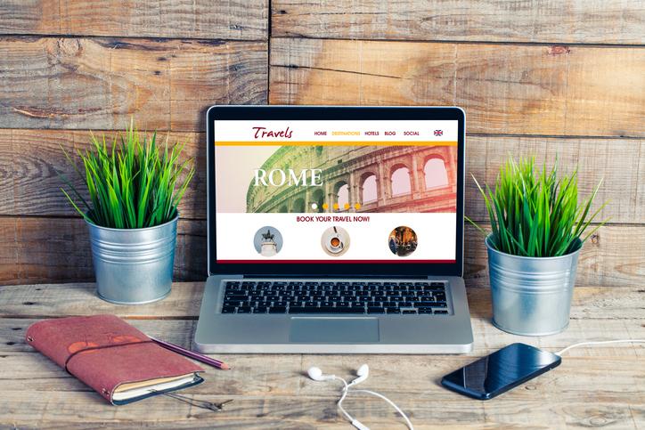 Turismo sempre più digital, i dati di una nuova ricerca