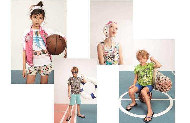 Sporty kids, la primavera dei bambini