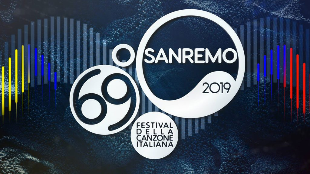 Sanremo 2019, logo