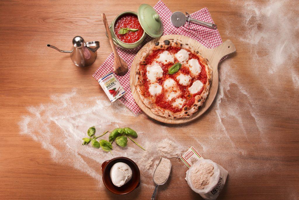 La pizza del territorio è firmata Eataly