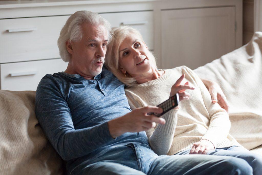 Meno tv per gli over 50: in gioco c'è la memoria