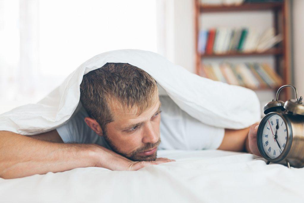 Dormire poco può danneggiare il DNA