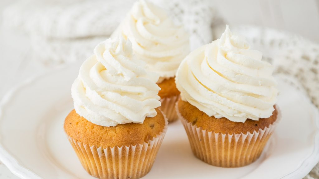 Cupcake al burro di arachidi, e chi resiste?