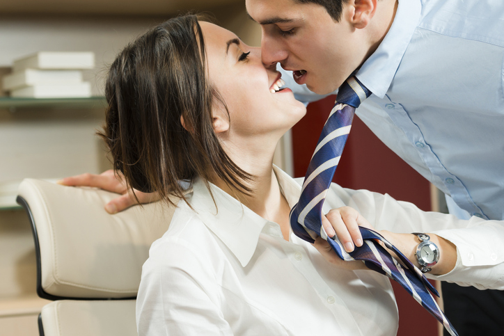 Office romances, amore in ufficio