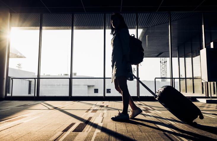 Viaggiatori italiani solitari, ecco perchè