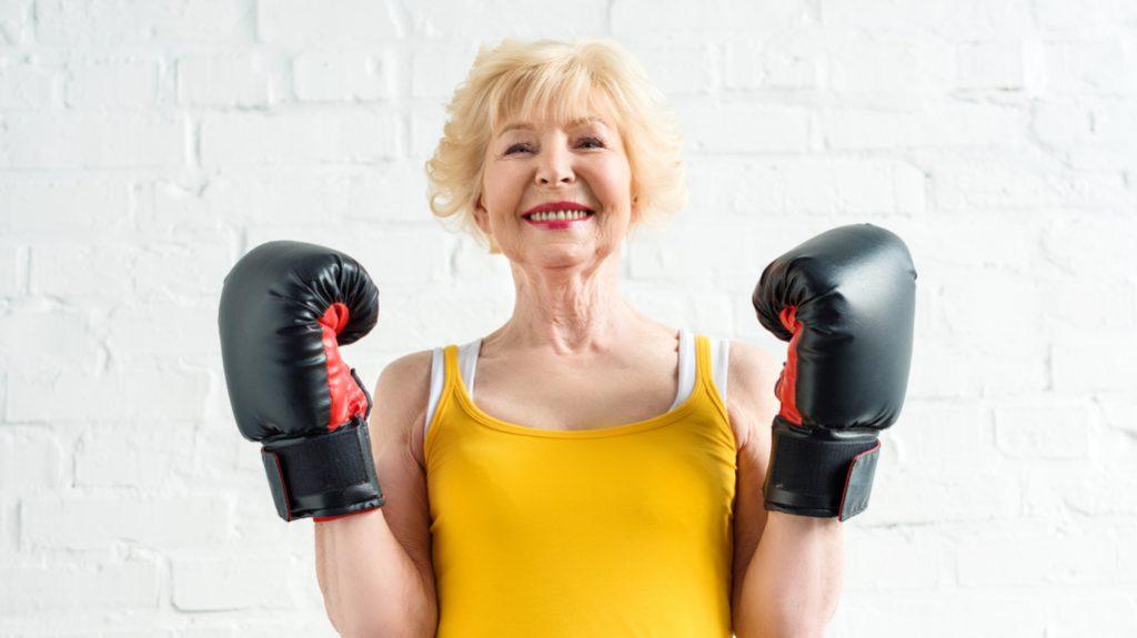 Sport da anziani, non è mai troppo tardi per lo start