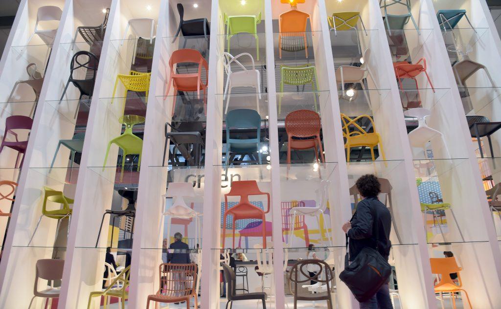 Al via il 58° Salone del Mobile di Milano