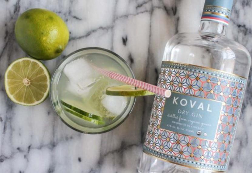 Gin Tonic con un ingrediente che viene da Chicago
