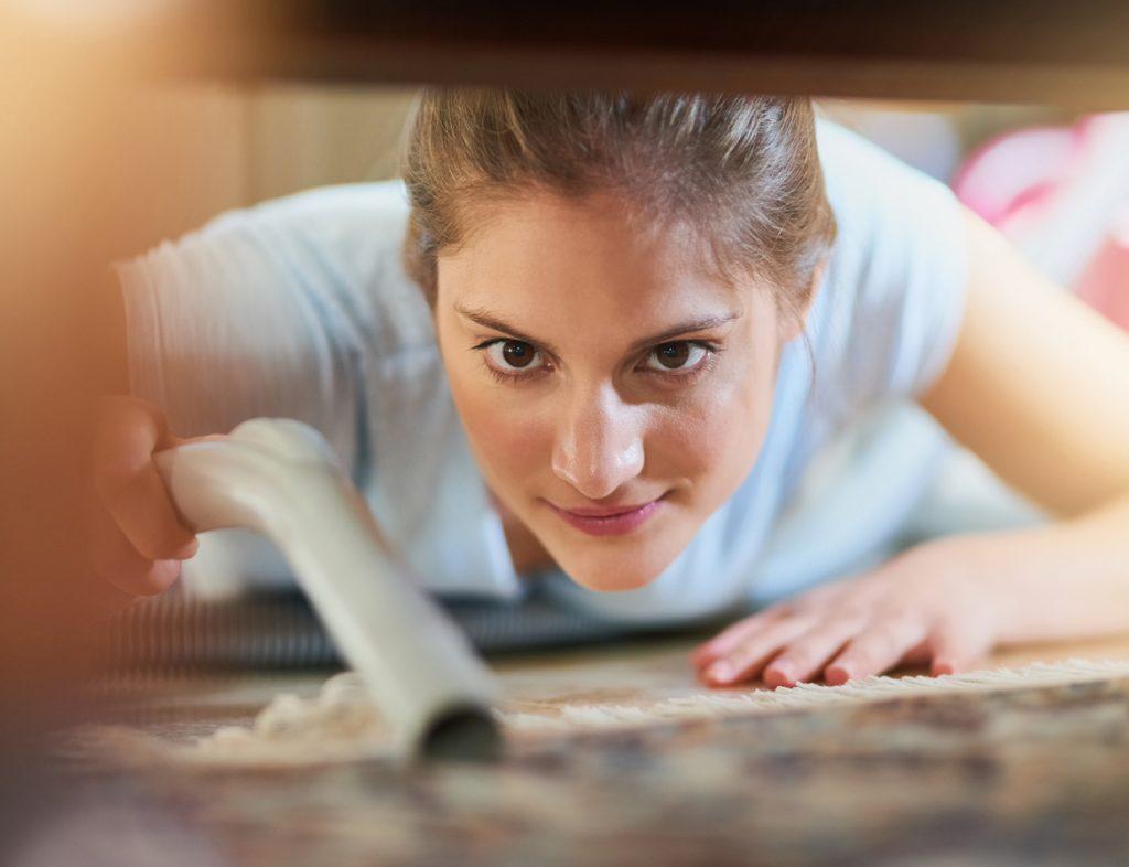 Pulire casa, quattro posti che si dimenticano