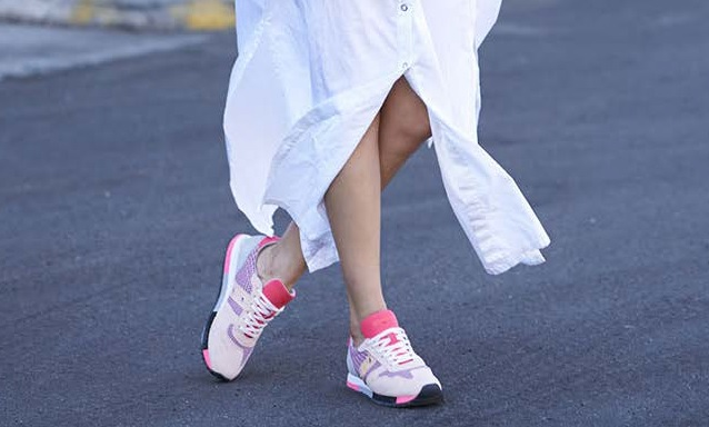 Woman sneakers, le collezioni ad hoc per la primavera