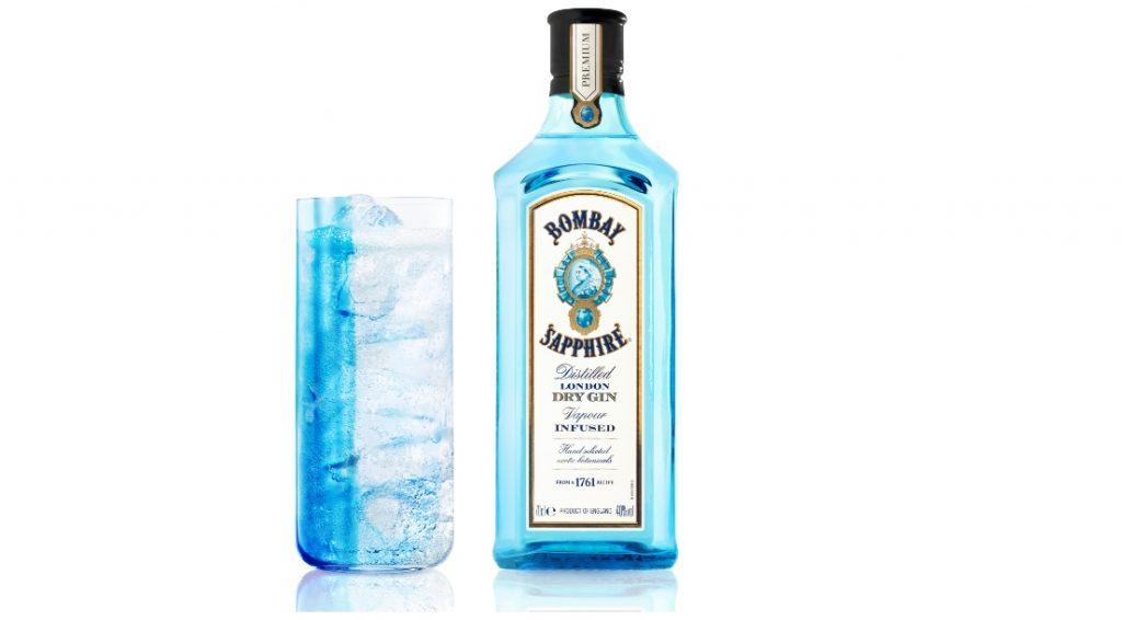 """Bombay Sapphire, il cocktail """"blu"""" di… design"""