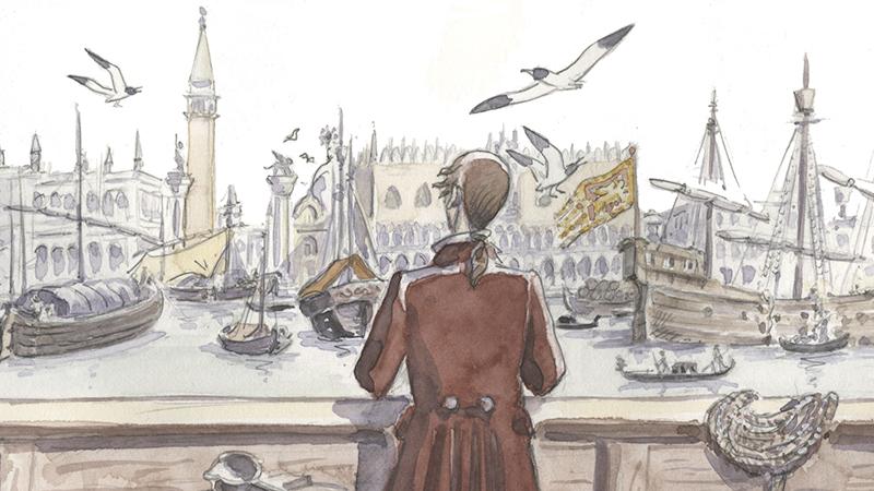 Carnet de Voyage, la storia del profumo in mostra