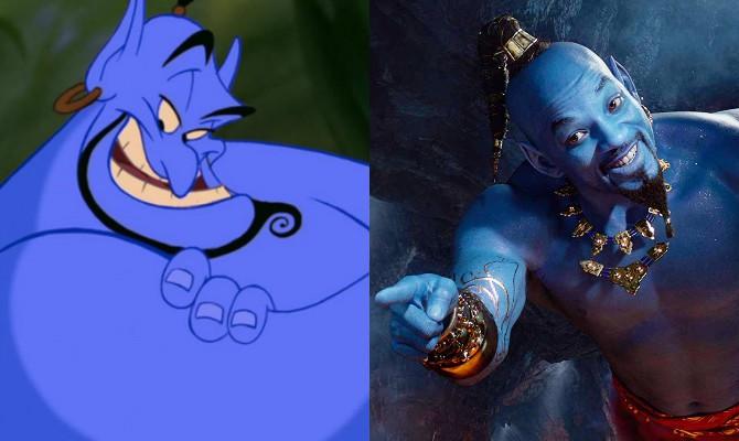 Classici Disney, gli originali e i remake a confronto