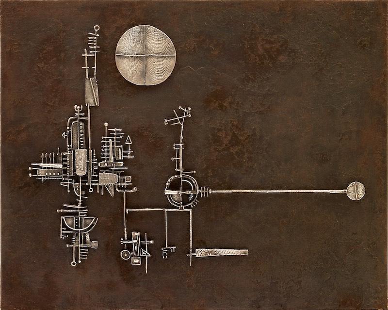 Arnaldo Pomodoro in mostra nella Ville Lumière
