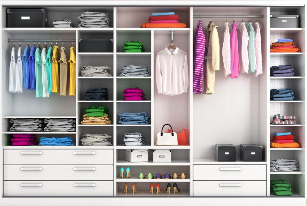 Come Organizzare Il Proprio Guardaroba.Ottimizzare Il Guardaroba Secondo Gli Esperti Non E Difficile