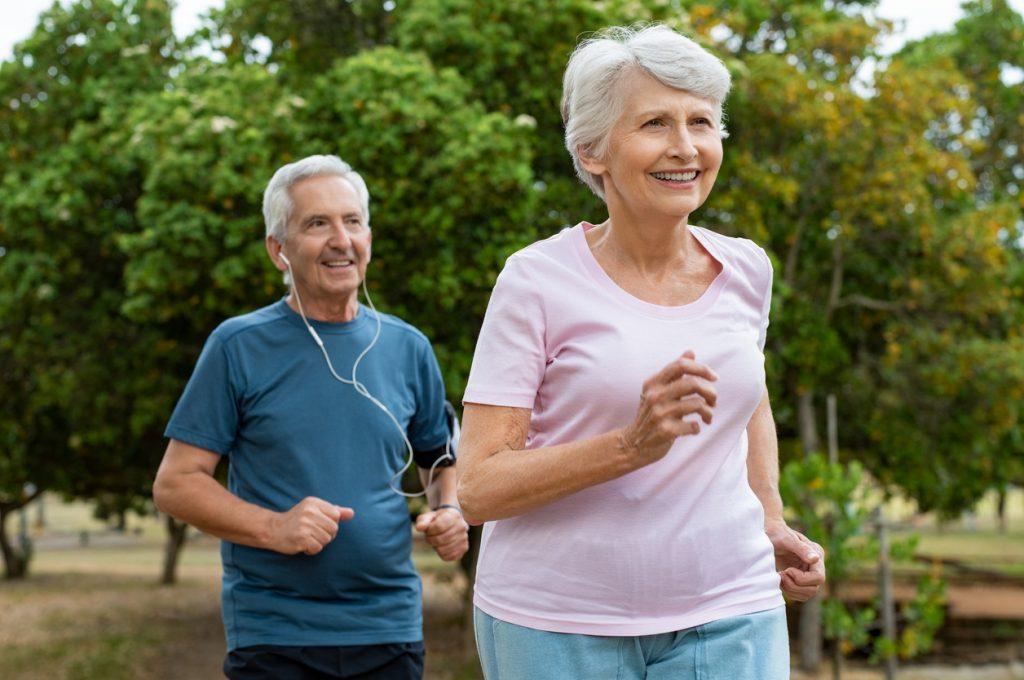Bastano 10 minuti di camminata veloce al giorno
