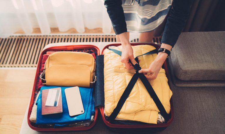 preparare il bagaglio