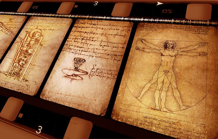 Disegni di Leonardo