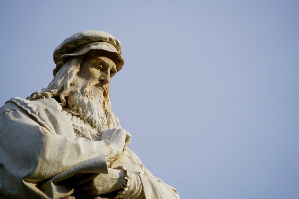 Otto cose che non sai su Leonardo da Vinci