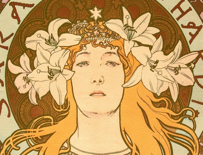 Femmes 1900