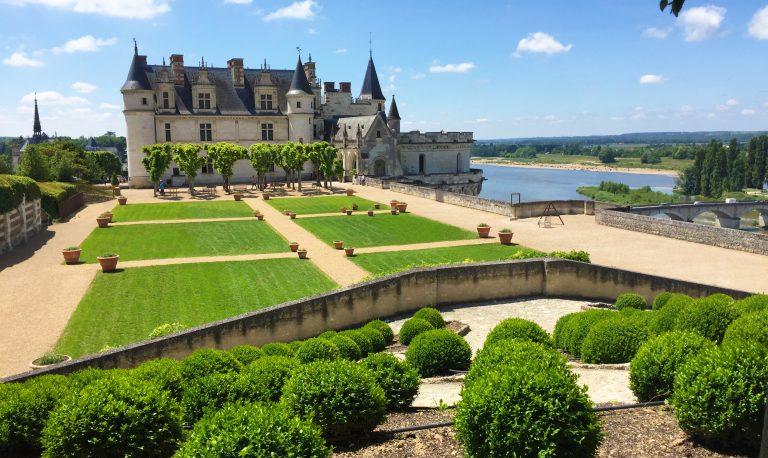Francia, il Castello di Amboise