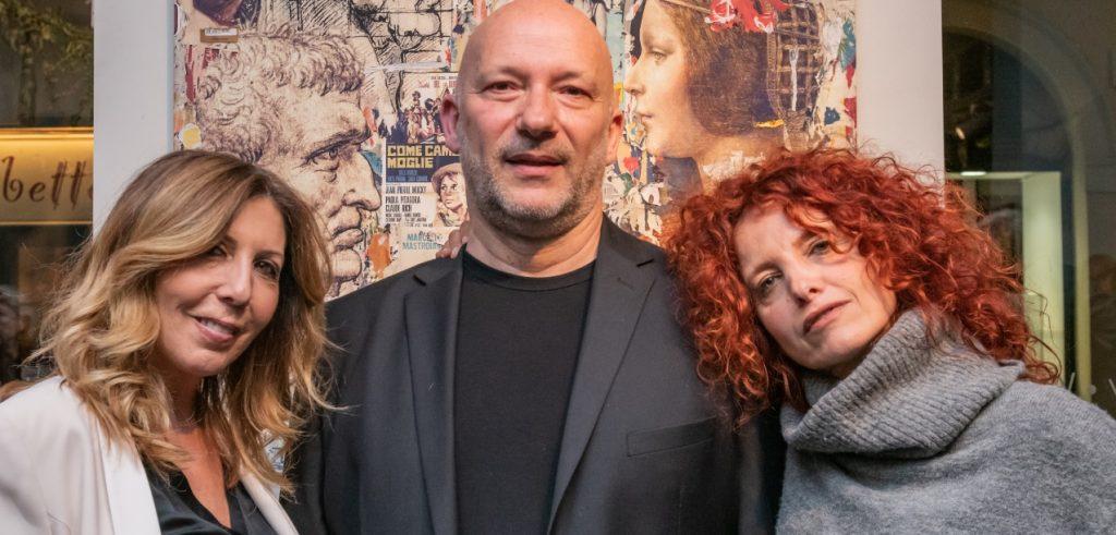 pop Tina Vannini, Marco Innocenti, Rossella Seno