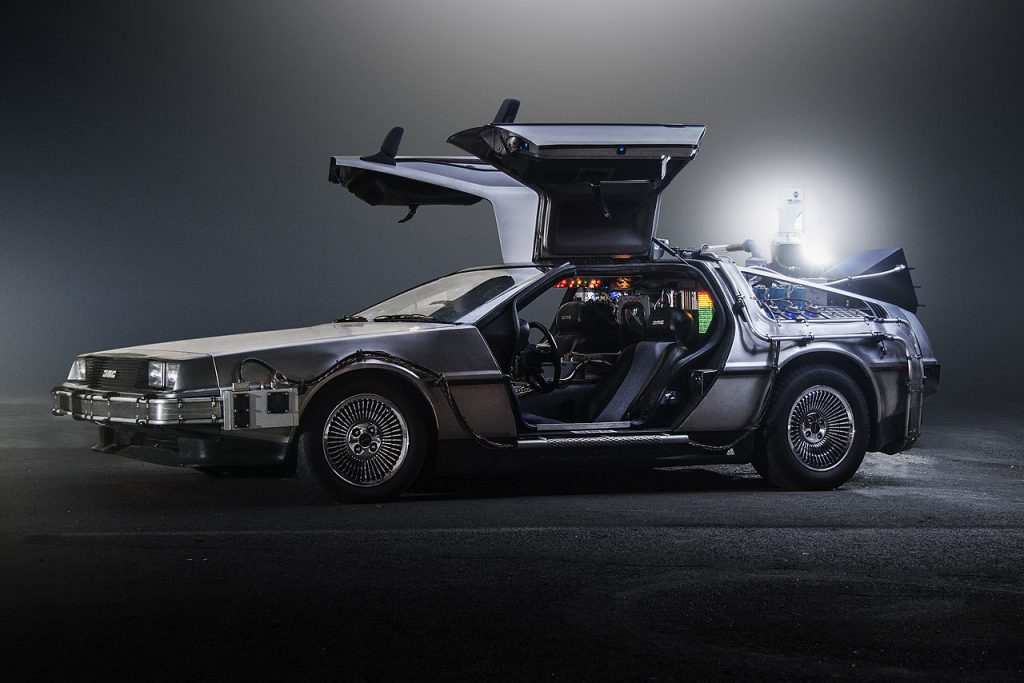 Le automobili più iconiche della storia del cinema