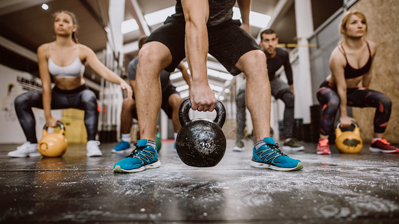 crossfit, fitness trend 2019