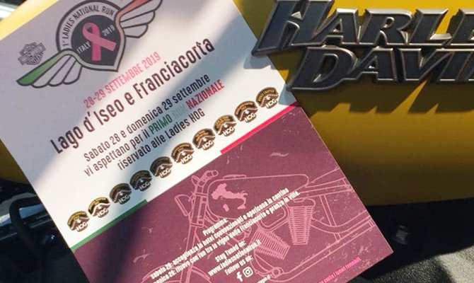 Harley-Davidson evento