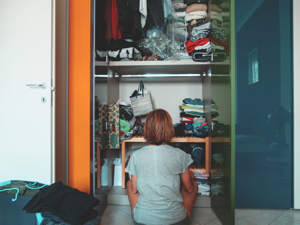 Mettere ordine alla casa: cosa fare e cosa evitare